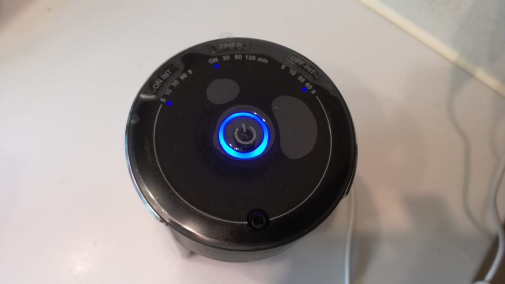 ENERG e's Explorer アロマディフューザー