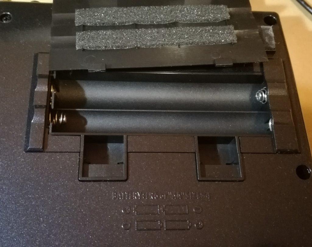 ZOOM R8 電池