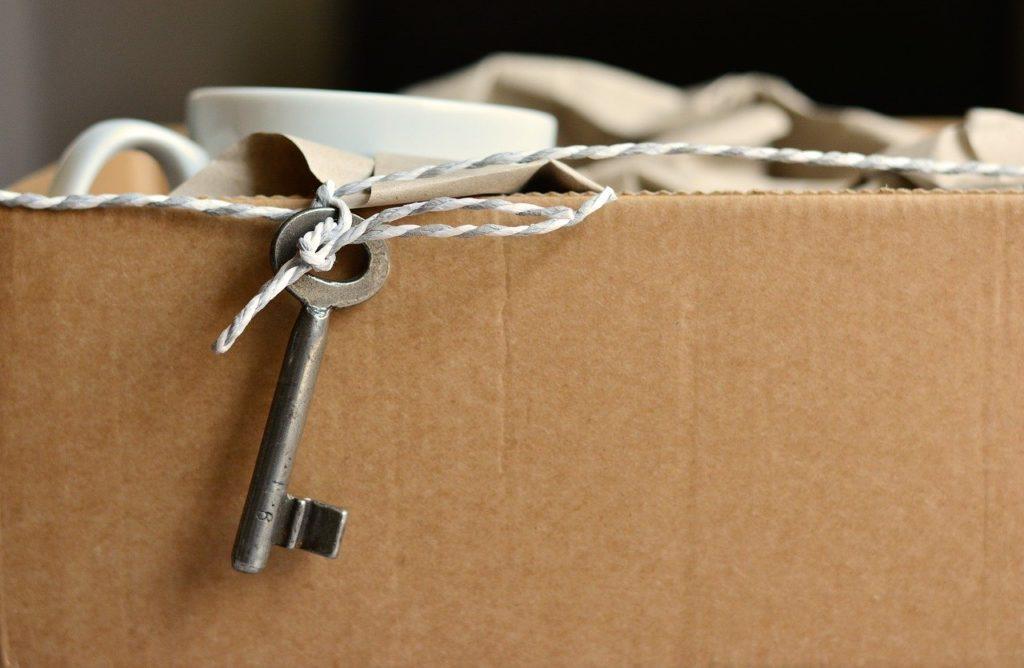 引っ越し 片付け 荷造り 収納 荷物 レンタルボックス レンタルルーム トランクルーム レンタルボックス 新生活 新居 間取り図 家具