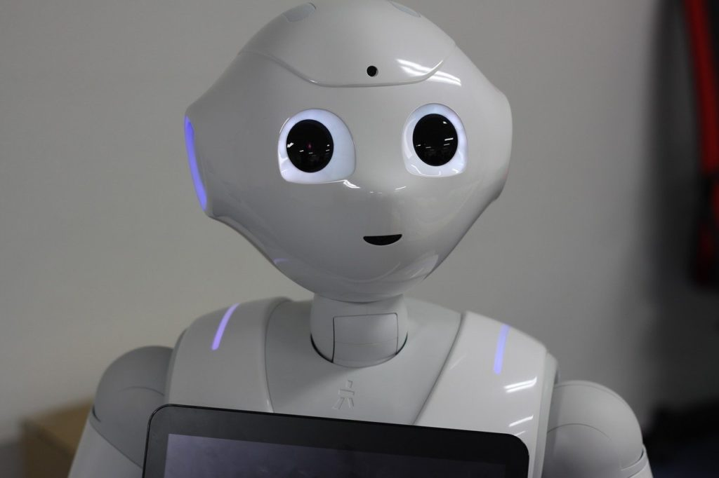 AIロボット ロボット pepper
