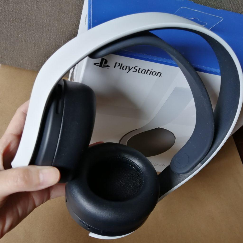 PS5純正PULSE 3Dヘッドセット